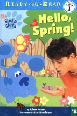 Cover image for Hello spring!