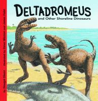 Cover image for Deltadromeus : and other shoreline dinosaurs