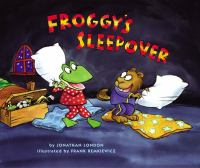 Cover image for Froggy's sleepover