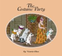 Cover image for The costume party