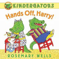 Cover image for Hands off, Harry!