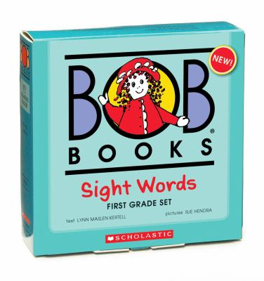 Cover image for Bob books. Sight words, First grade