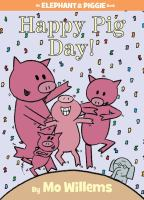 Cover image for Happy Pig Day!