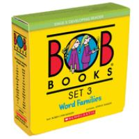 Cover image for Bob books. Set 3, Word families