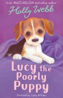 Cover image for Lucy the poorly puppy
