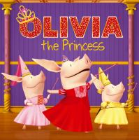 Cover image for Olivia the princess