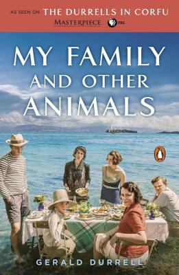 Cover image for My family and other animals