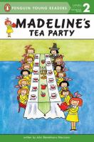 Cover image for Madeline's tea party