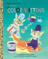 Cover image for The color kittens