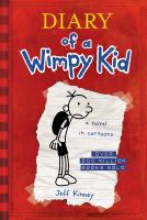 Cover image for Diary of a wimpy kid : Greg Heffley's journal