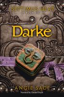 Cover image for Darke [sound recording (book on CD)]