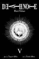Cover image for Death note : black edition. V