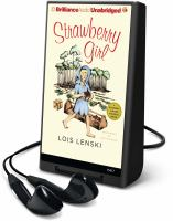 Cover image for Strawberry girl [electronic resource (Playaway)]