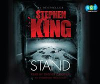 Cover image for The stand [sound recording (book on CD)]
