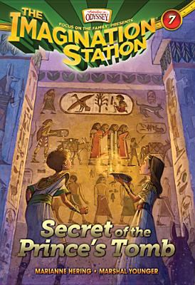 Cover image for Secret of the prince's tomb