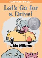 Cover image for Let's go for a drive!
