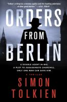 Cover image for Orders from Berlin