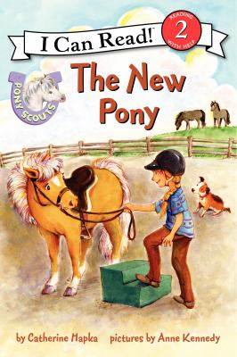 Cover image for The new pony