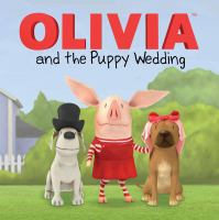 Cover image for Olivia and the puppy wedding