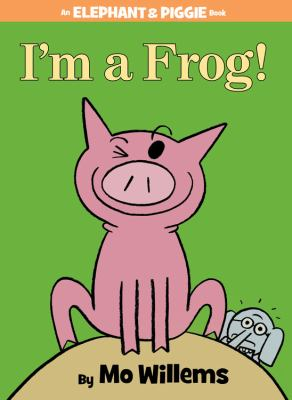 Cover image for I'm a frog!