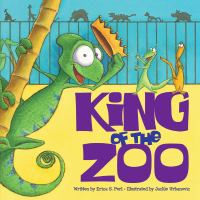 Cover image for King of the zoo