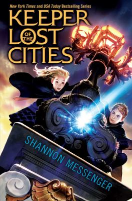 Cover image for Keeper of the lost cities