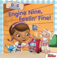 Cover image for Engine nine, feelin' fine!