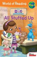 Cover image for All stuffed up