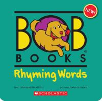 Cover image for Bob books. Rhyming words [kit]