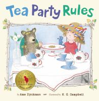 Cover image for Tea party rules