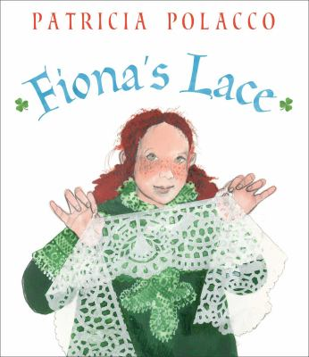 Cover image for Fiona's lace