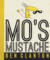 Cover image for Mo's mustache