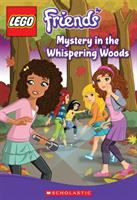 Cover image for Mystery in the Whispering Woods