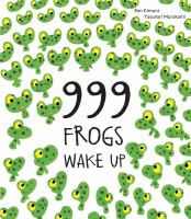 Cover image for 999 frogs wake up