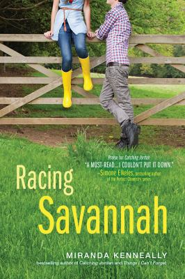 Cover image for Racing Savannah