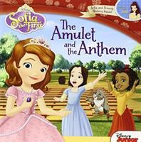 Cover image for The amulet and the anthem