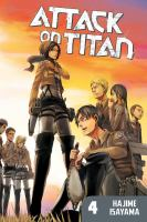 Cover image for Attack on Titan. 4