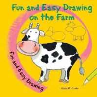Cover image for Fun and easy drawing on the farm