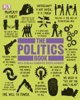 Cover image for The politics book.