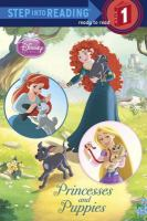 Cover image for Princesses and puppies