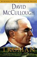 Cover image for Truman