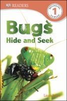 Cover image for Bugs hide and seek
