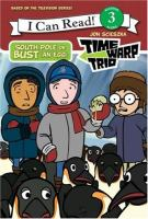 Cover image for South Pole or bust (an egg)