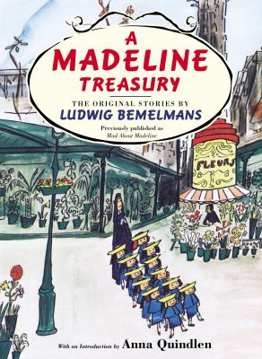 Cover image for A Madeline treasury : the original stories