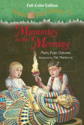 Cover image for Mummies in the morning