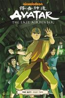 Cover image for Avatar the Last Airbender : the rift part two