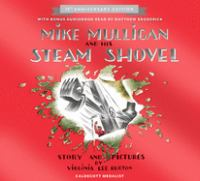 Cover image for Mike Mulligan and his steam shovel