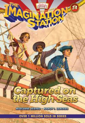 Cover image for Captured on the high seas