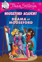 Cover image for Drama at Mouseford