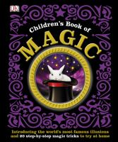 Cover image for Children's book of magic